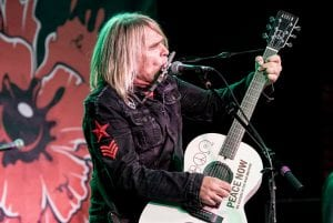 MIKE PETERS presents THE ALARM Jul 9 Belly Up, Jul 11 The Concert Lounge, Jul 12 The Coach House; photo James Christopher