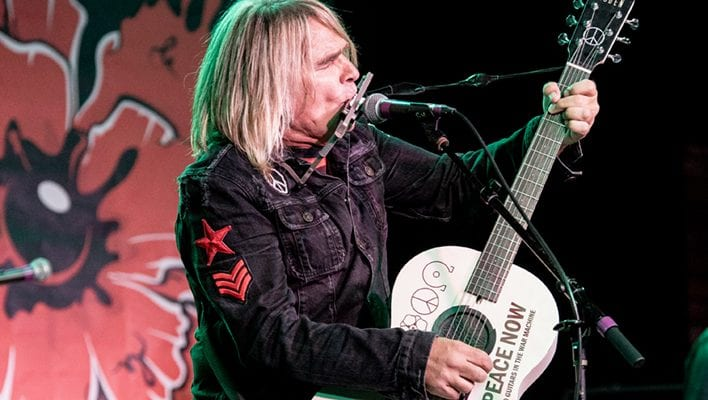 MIKE PETERS presents THE ALARM Jul 9 Belly Up, The Concert Lounge Jul 11, Jul 12 The Coach House; photo James Christopher