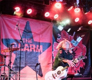 Mike Peters/The Alarm; photo James Christopher