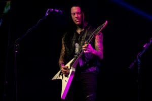 QUEENSRYCHE: photo Reuben Martinez