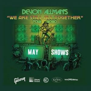Devon Allman Live Stream poster