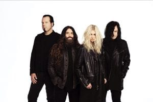 The Pretty Reckless; press photo