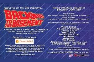 80s online concert
