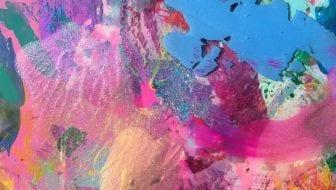 """Jupiter Sprites """"Holographic"""" cover art"""