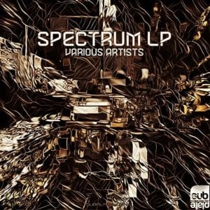 Spectrum LP cover art